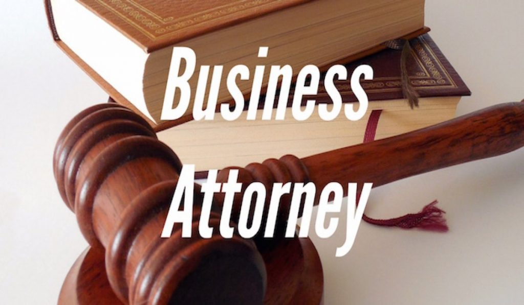 Contract, is needed for Business Attorney