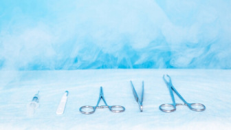 Surgical tools used in cryotherapy